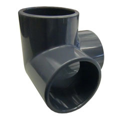 Three way elbow PVC-U