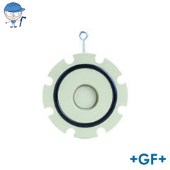 Wafer check valve type 369 PP-H