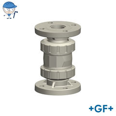 Check valve type 561 With fixed flanges PP-H