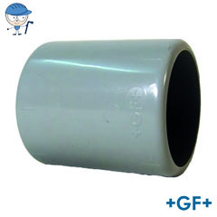 Socket PVC-C metric