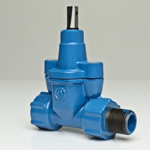 SERVICE VALVE in-/external threads