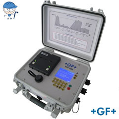WR 200 / WR 200 S Welding Recorder for manually operated butt fusion machines (ECOS, TOP, GF, KL)