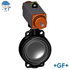 Butterfly valve type 240 FO