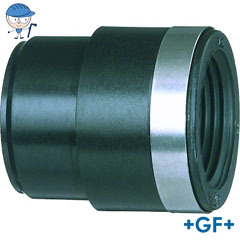 ecoFIT reducing threaded adaptor metric Rp